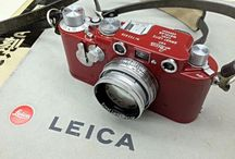 Leica / Very collectible, well made and classic.