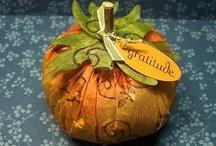 Crafts: Halloween/Fall / by Karen