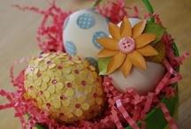 Crafts: Easter / by Karen