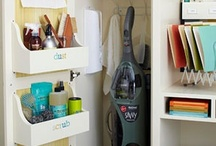 Utility Room Organisation