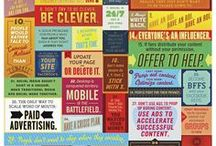 Social Media Infographics and more / Just one more way to stay on top of Social Media and it's ever changing world. What a great career to have! / by Blue Eyes SMC