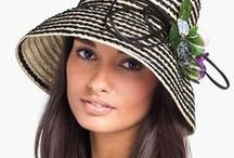 Hats / Hats is a very interesting thing. Woman love them, but hardly ever use them :-)
