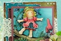Magnolia Tilda I Love