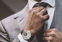 Tailored / Suits and ties.