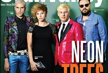 Neon Trees (research before shoot)