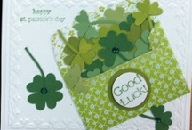Cards - St. Patrick's Day / by Karen
