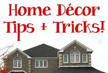 tips and tricks :: for the home / by Danyell Hill