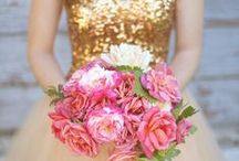 COLORS ... pink & gold ... lovely !! / by Cristina Perramon