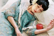 Island of The Softest Dreams / Mori girl daydreams.