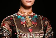 Ethnic Inspired Runway Collections