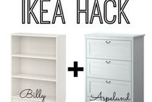 Ikea Hacks / by Cristina Perramon