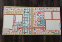CTMH Scrapbooking / Inspiration from fellow crafters using CTMH product.