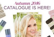 Jamberry Nails: Autumn 2016 Catalogue / https://megswhite.jamberrynails.com.au