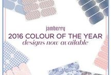 Jamberry Nails: Colour of the Year
