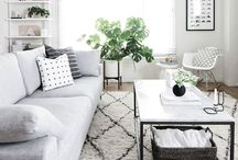 Living room / Living room interior home decor