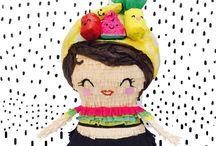 Tutti frutti Party / Ideas for the best tutti frutti party! Don't forget our Carmen Miranda Pinata!