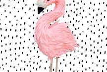 Let's Flamingle! / A flamingle is a perfect theme for every age group! Don't forget our epic flamingo pinata!