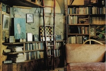 Dreamy Bookcases & Libraries / by Aurelia May Valentina
