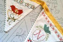 embroidery / by Annika Barranti Klein