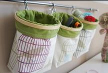 clever organization / organizational tips and ideas for the home