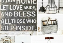 For the Home / by Pam Parise