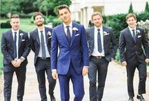 groomsmen style + ideas / by Kara Horner