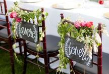 wedding decor / by Kara Horner