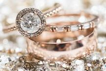 bling bling / wedding jewelry / by Kara Horner