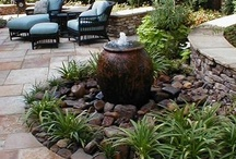 Outdoor living / by Tonya Livengood