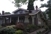 my dream house - arts & crafts style / Because Arts & Crafts houses make me swoon.  / by Jen Lellig