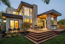 Future home ideas / You can never dream to big! / by Jeff Shrock