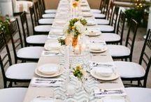 wedding ideas! / by Bailey Padgett