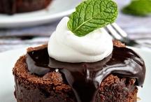 ~ Food | Sweet on You! ~ / All things dessert! / by Kari Vest