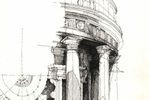 [ architectural drawings ] / Models, sketches, conceptual rendering...etc / by Palette Graphics