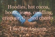 Fall is my favorite / by Melissa Bauer