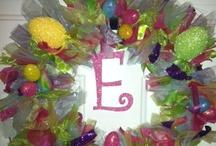 Gettin Crafty: Easter!