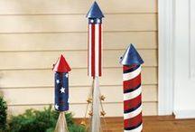 Gettin Crafty: 4th of July!