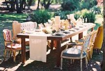 PARTY DECOR / party ideas / by What's Gaby Cooking