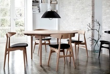 Home - Dining places / by Stine Karlsen