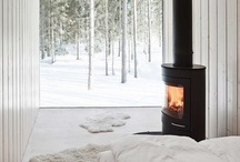 Home - Fireplaces / by Stine Karlsen