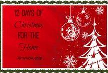 Organizing for Christmas