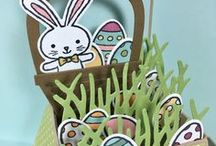 Inch of Creativity - Paper Creations / My Stampin' Up! paper creations!