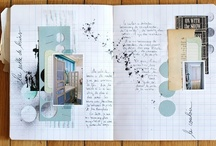 [ art journal ] / Inspiration for my sketch books... / by Palette Graphics