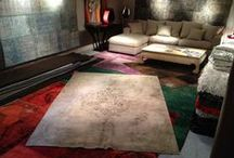 SARTORI EVENTS / Some examples about events realized by Sartori rugs in collaboration with its customers