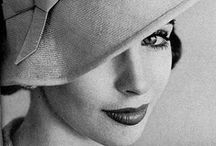 1930's / all things glamorous