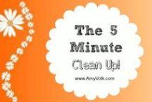 Quick Organizing Tips