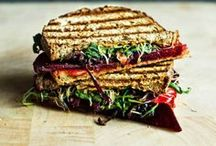 Sandwich & Toast Recipes / We heart sandwiches, tartines & toasts. Here are our favorite recipes and ideas for all of them! / by Aida Mollenkamp | Salt & Wind