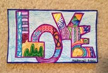 Doodles / Creative inspiration / by Delores McNair