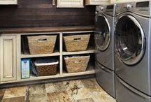 Laundry Room / Scrub a dub...dub