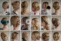 Hair Tricks / Cute ways to do my hair